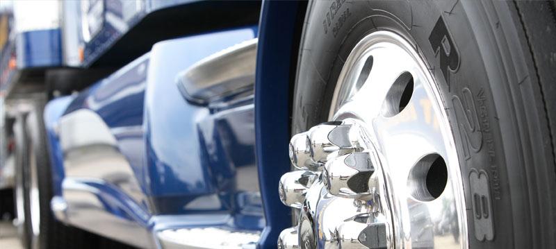 Neumáticos para camiones y vehículos industriales