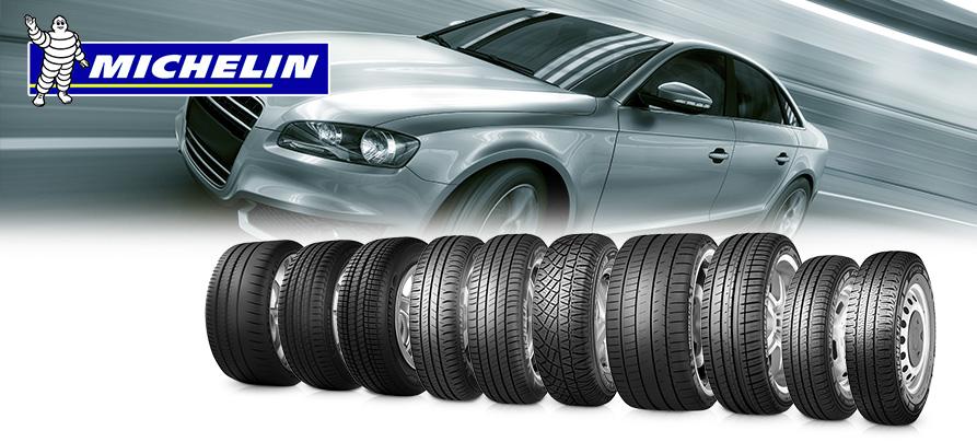 Neumáticos Michelin en Reus