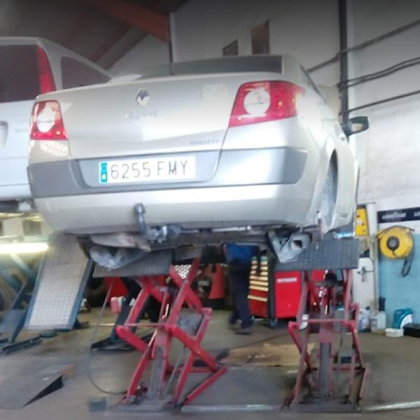 taller neumáticos para coche en Reus